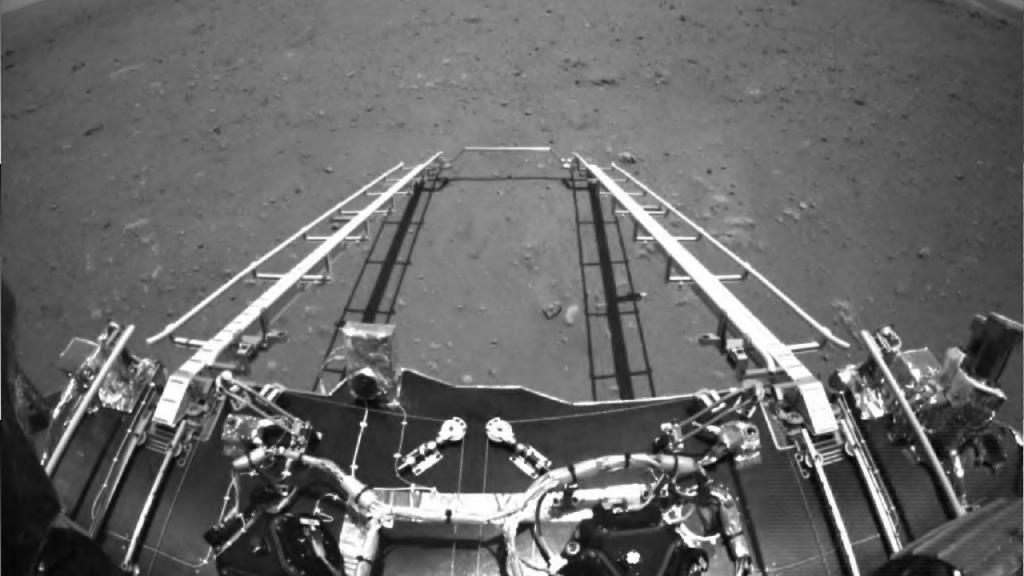 Sonda chinesa em Marte