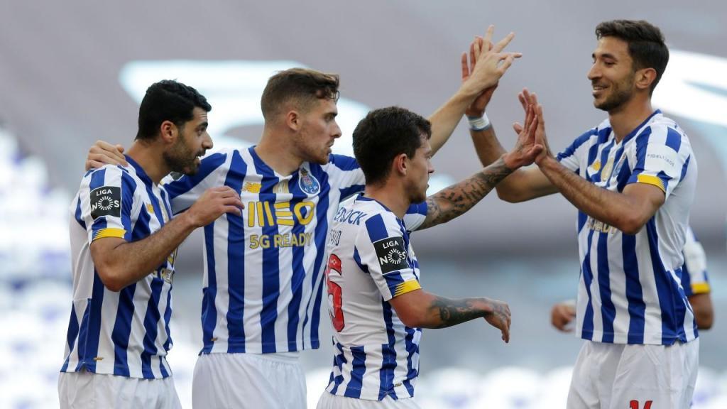 FC Porto-Belenenses (fotos ESTELA SILVA/LUSA)