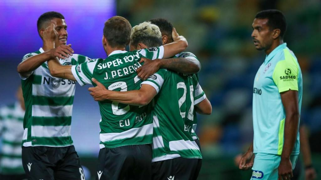 Sporting-Marítimo