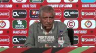 «Medo de Benzema? Acho que eles também vão ter medo de nós»