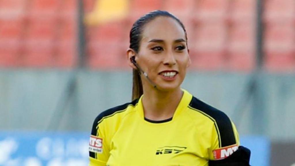 Edina Alves (CONMEBOL)