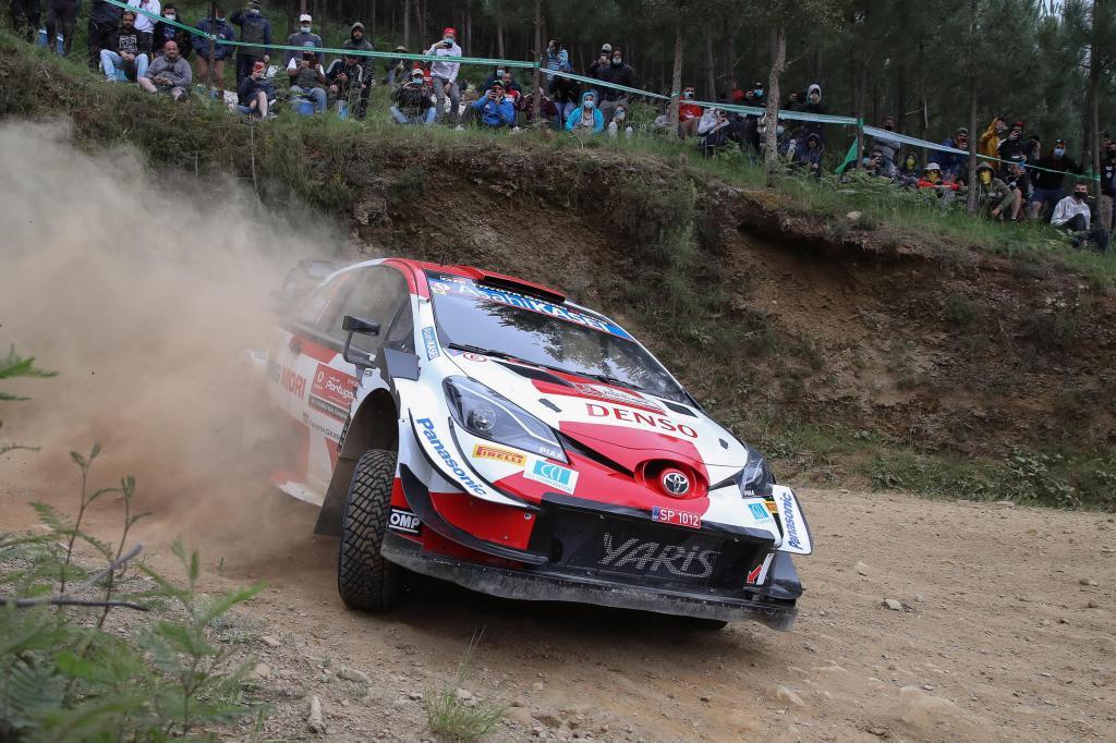 Sébastien Ogier Toyota Yaris