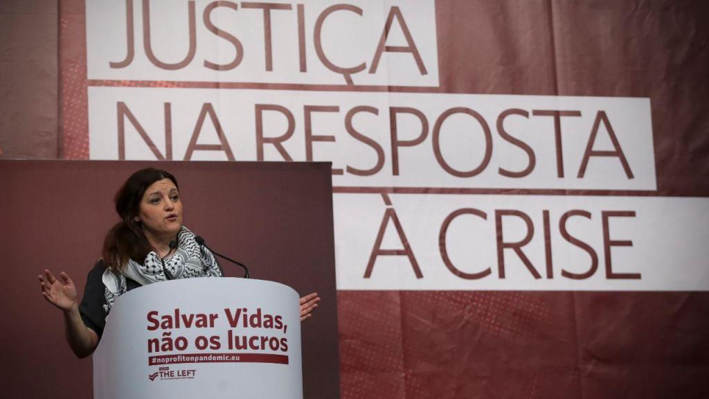 Marisa Matias, Bloco de Esquerda