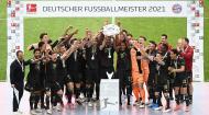 Bayern Munique (SVEN HOPPE/POOL/EPA)