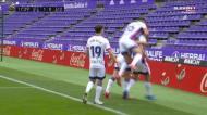 Canto para o Atlético Madrid, golo do Valladolid em contra-ataque