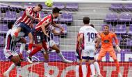 Valladolid-Atlético Madrid (Ballesteros/EPA)