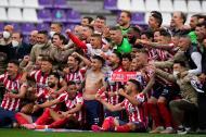 Atletico de Madrid é campeão (AP Photo/Manu Fernandez)