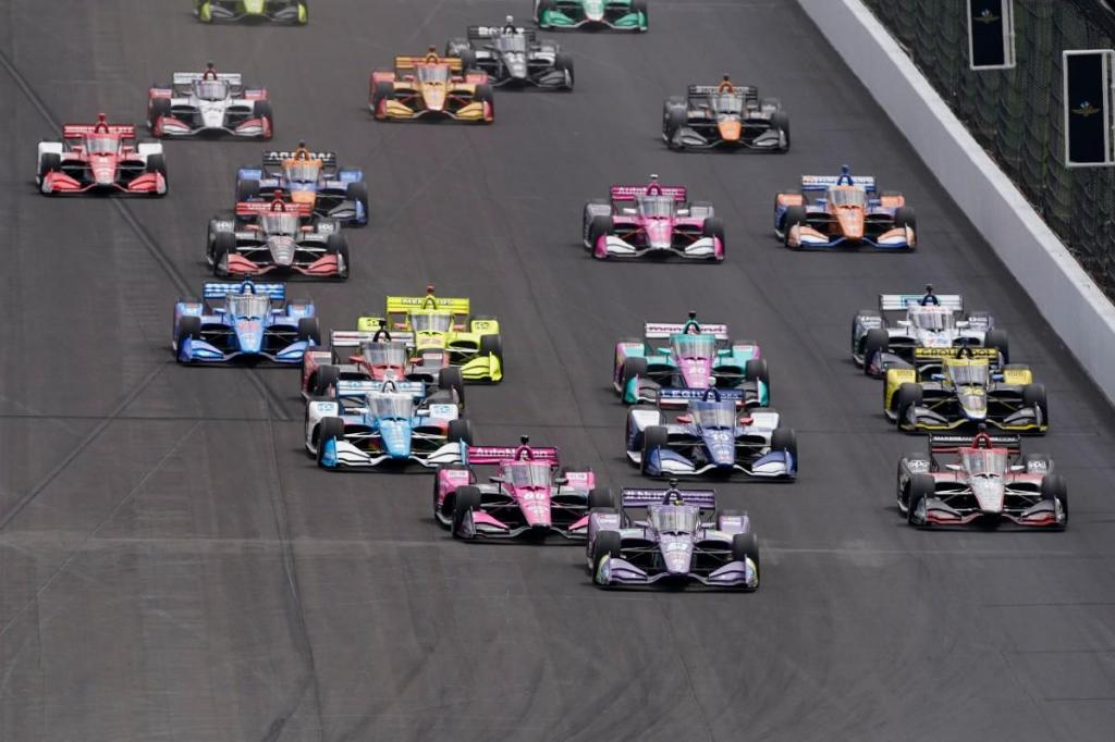 IndyCar (Associated Press)