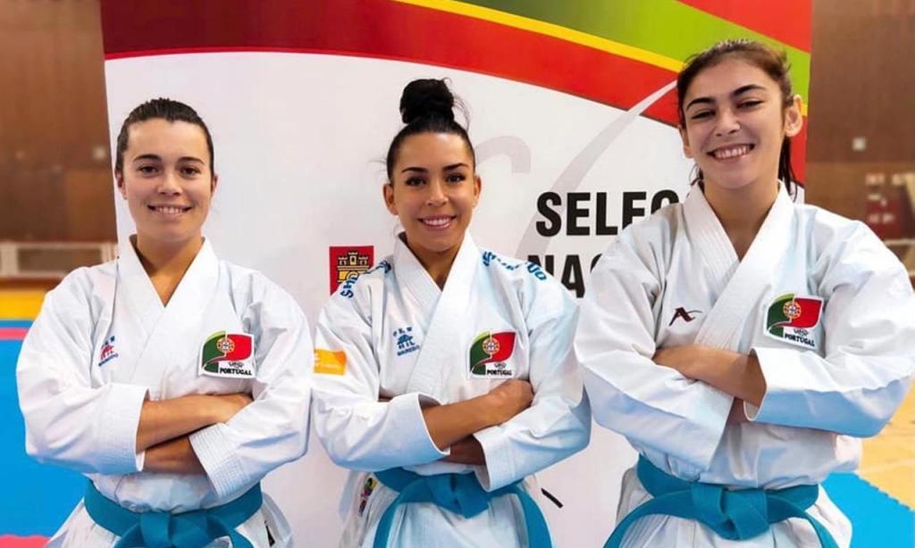 Mariana Belo, Ana Cruz e Patrícia Esparteiro