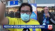 «Vizela é Vizela»: a grande festa na cidade pelo regresso à Liga