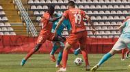 Fase de acesso à II Liga (5.ª jornada): Trofense-Pevidém (CD Trofense)