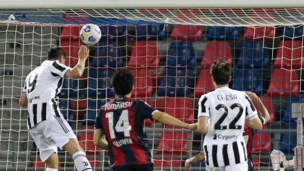 Bolonha-Juventus (AP)