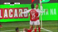 Rafa perde a bola e Esgaio lança Sp. Braga para o 2-0 por Ricardo Horta