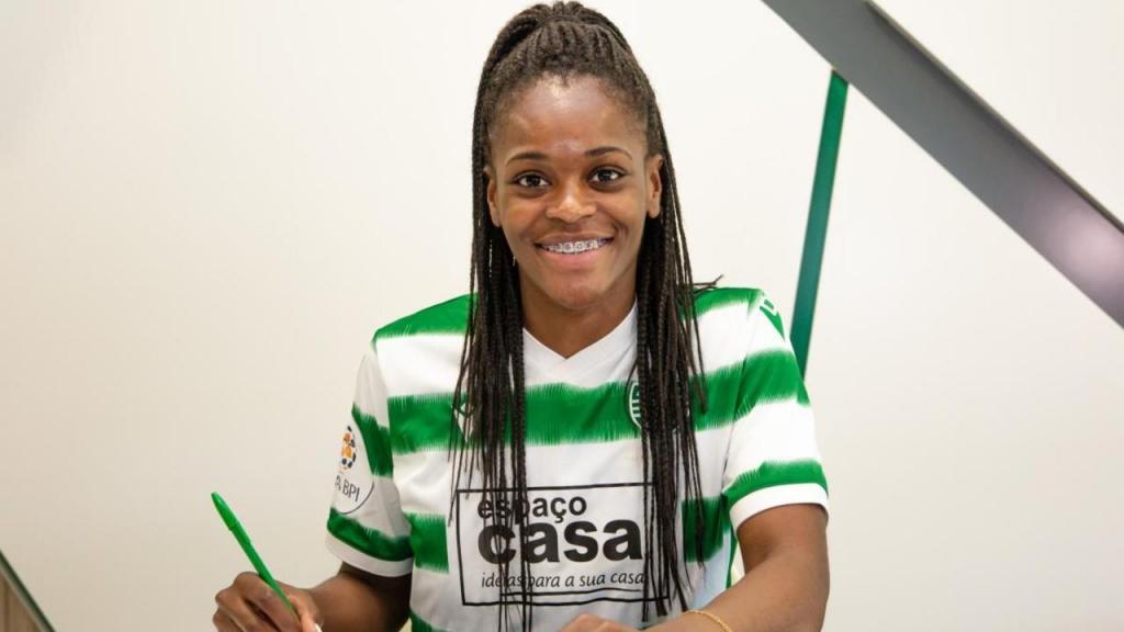 Diana Silva (foto: Sporting CP)