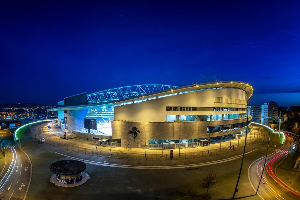 Estádio do Dragão (AP Photo/Luis Vieira)