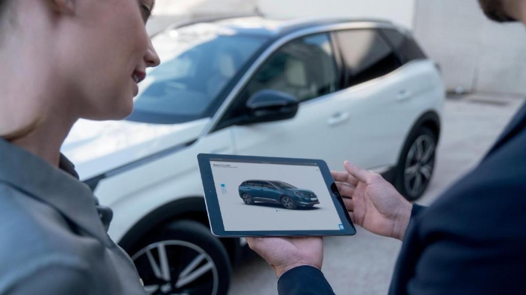 Peugeot e Citroën com nova plataforma de e-commerce