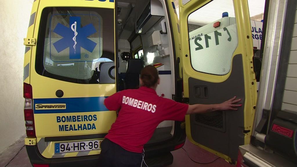 Pandemia vale quebra de 90 milhões de euros ao INEM