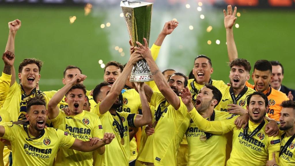 Villarreal-Man. United
