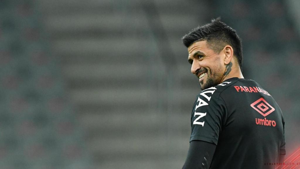 Lucho González (Athletico Paranaense)