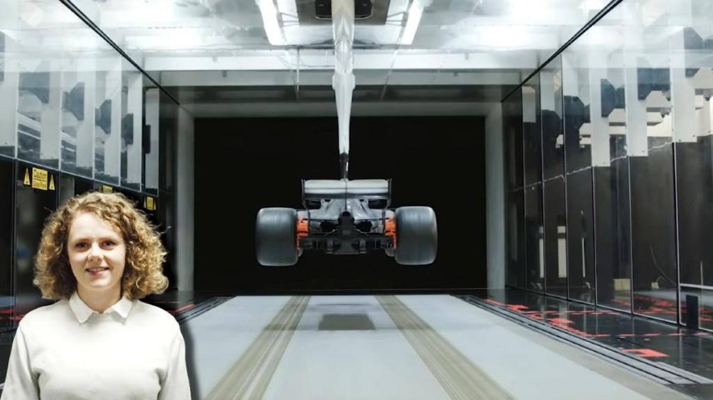 Emma Corfield Aero Performance Engineer