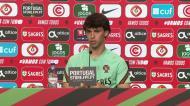 «É normal que Pote e Nuno Mendes sejam cobiçados por grandes clubes»