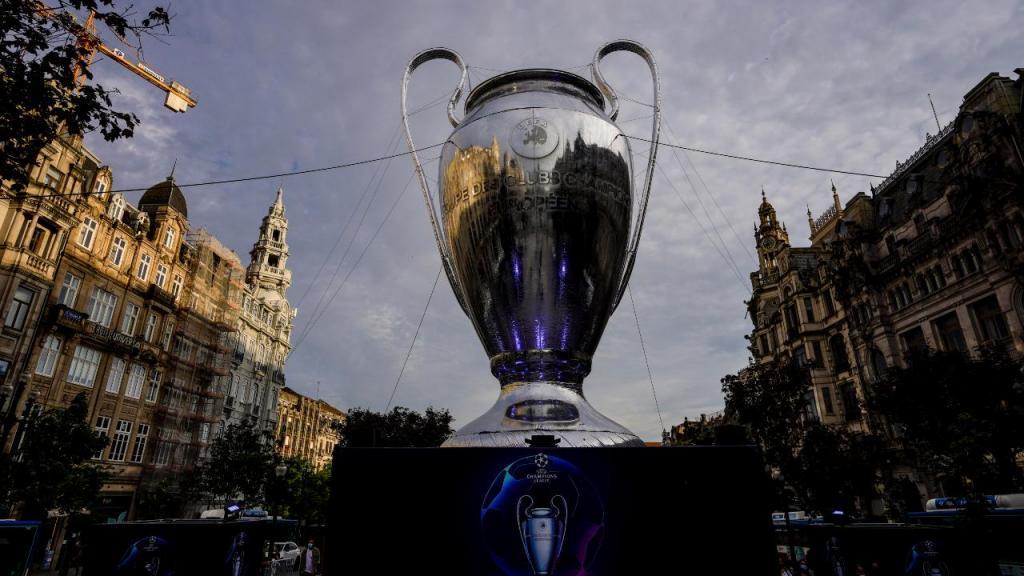 Liga Campeões (AP)