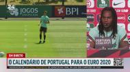 «Palhinha, Nuno Mendes e Pote estão cá porque merecem, fizeram uma grande época»