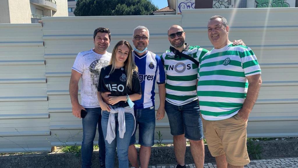 Adeptos portugueses (Vítor Maia)