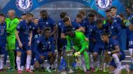 O momento em que o Chelsea se consagrou campeão europeu no Dragão