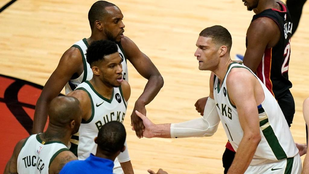 Milwaukee Bucks (AP Photo/Lynne Sladky)