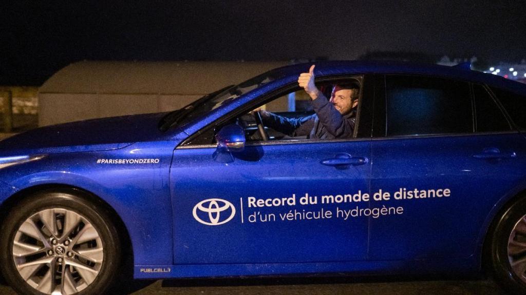 Toyota Mirai Recorde
