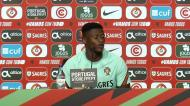 Nuno Mendes: «Sou jogador do Sporting e vou continuar a ser»
