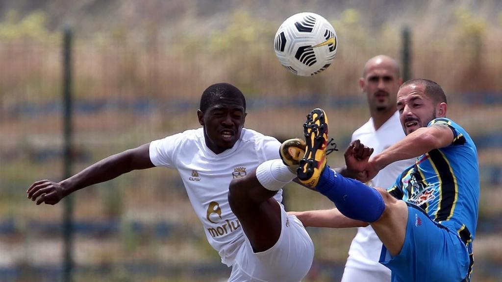Fase de Acesso à Liga 3: Amora-Real SC (Facebook Liga 3)