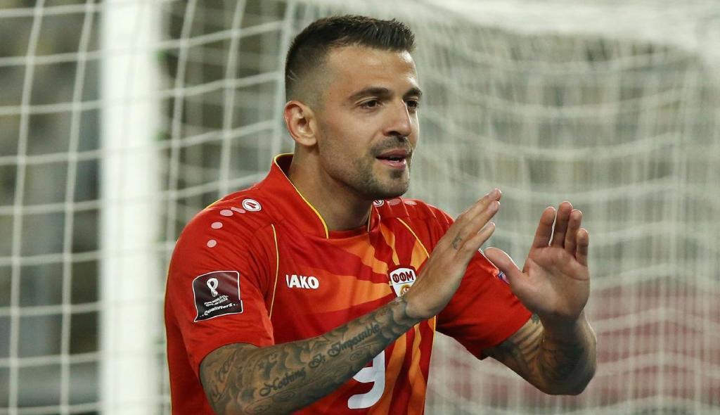 Aleksandar Trajkovski (AP)
