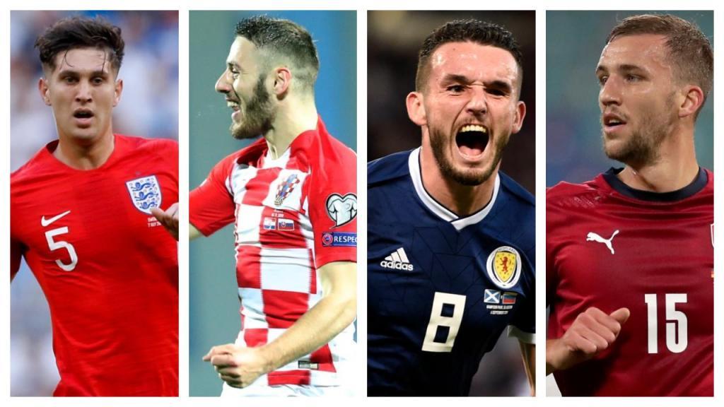 Euro2020: protagonistas do Grupo D