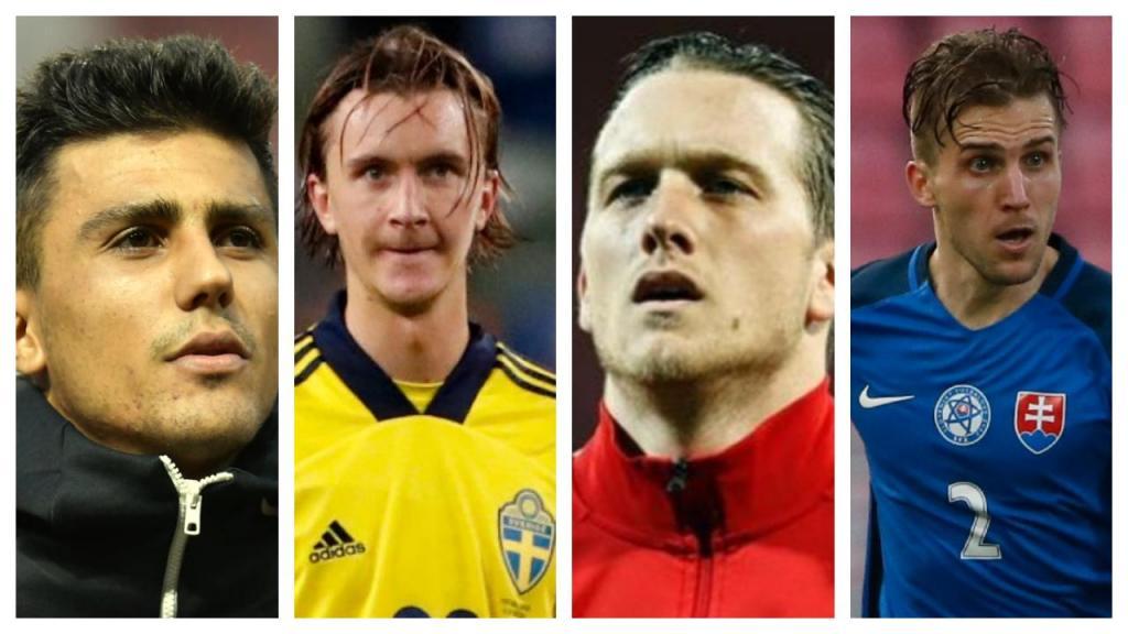Euro2020: protagonistas do Grupo E
