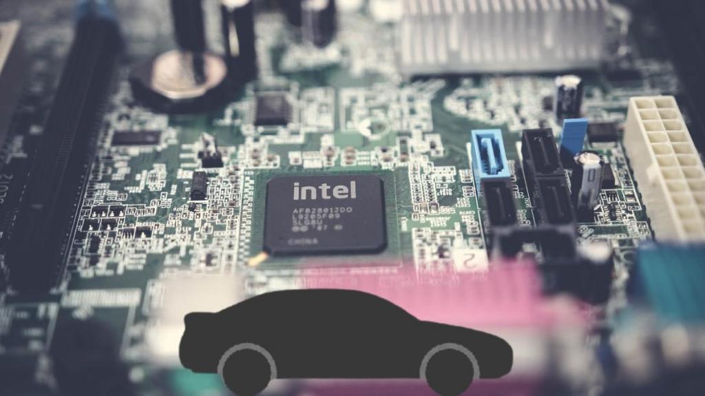 Intel Chip (direitos reservados)