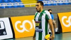 Voleibol: Lucas França é reforço do Benfica