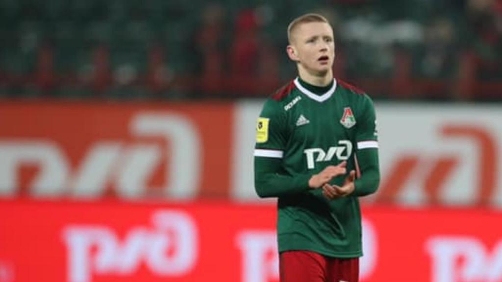 Maksim Mukhin (foto: Lokomotiv)