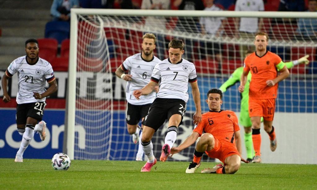 Sub-21: Países Baixos-Alemanha