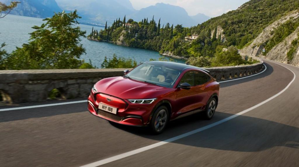 Ford Mustang Mach-E líder de vendas na Noruega