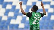 Hamed Junior Traorè: depois do empréstimo, troca o Empoli pelo Sassuolo por 16 milhões de euros