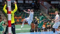 Andebol: internacional sub-21 do Sporting cedido novamente ao Toulouse