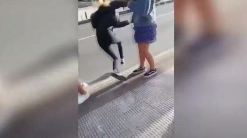 Desafio viral deixa jovem ferida em Espanha