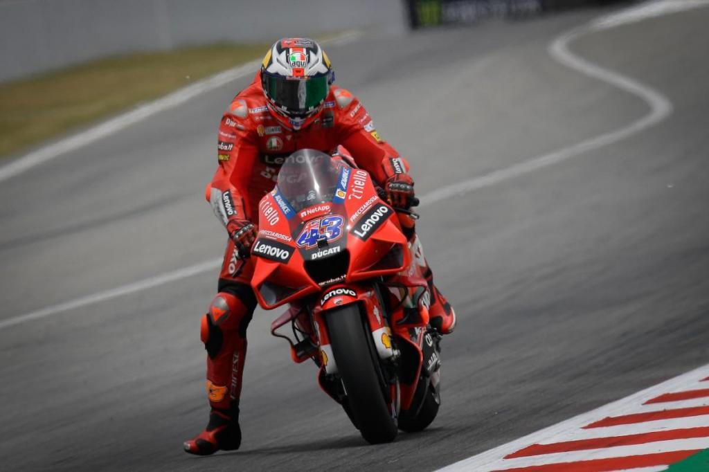 Jack Miller (imagem MotoGP)