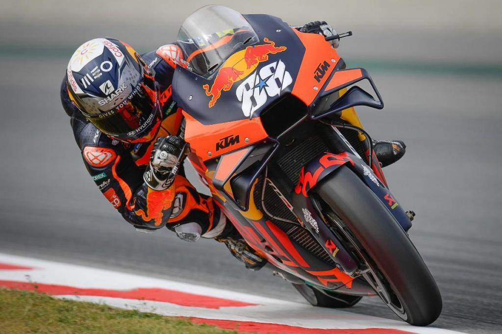 Miguel Oliveira (imagem MotoGP)