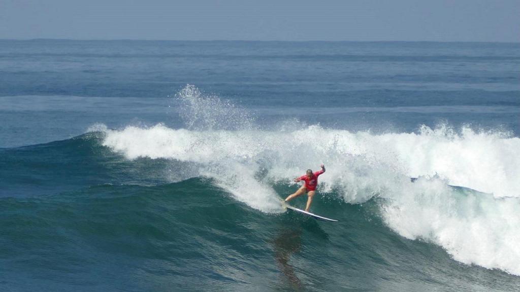Yolanda Sequeira (foto Federação Portuguesa de Surf)