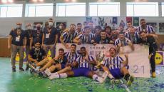 Andebol: FC Porto vence Benfica na final da Taça e faz a 'dobradinha'