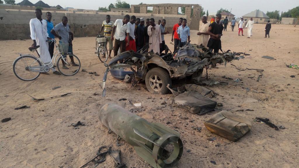 Ataque do Boko Haram, Nigéria