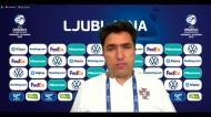 Rui Jorge explica aposta em Tiago Tomás e Florentino na final